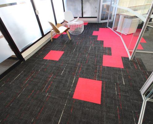 flooring project for cowper street