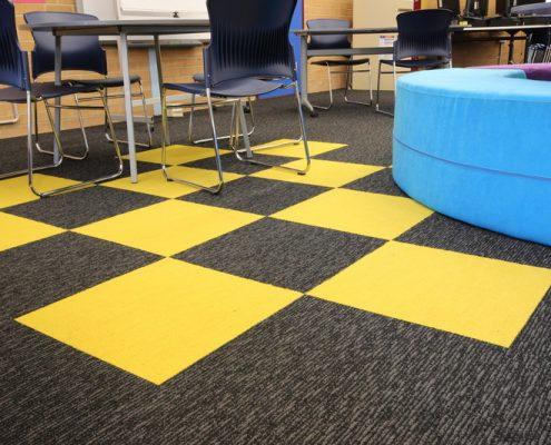 flooring for elizabeth macarthur high school